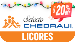 Licores Chedraui