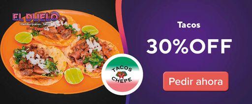Tacos Chepe- el duelo