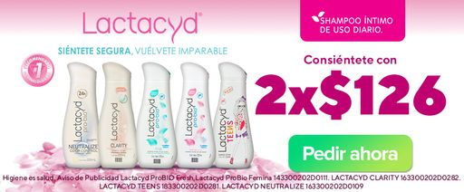 [BRANDS] Banner Lactacyd Product ID 976080180