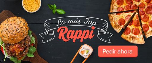 Solo por Rappi