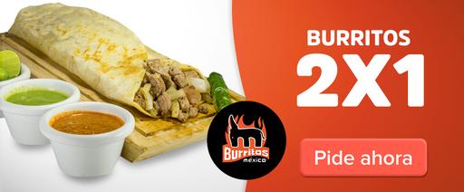 Burritos 2x1