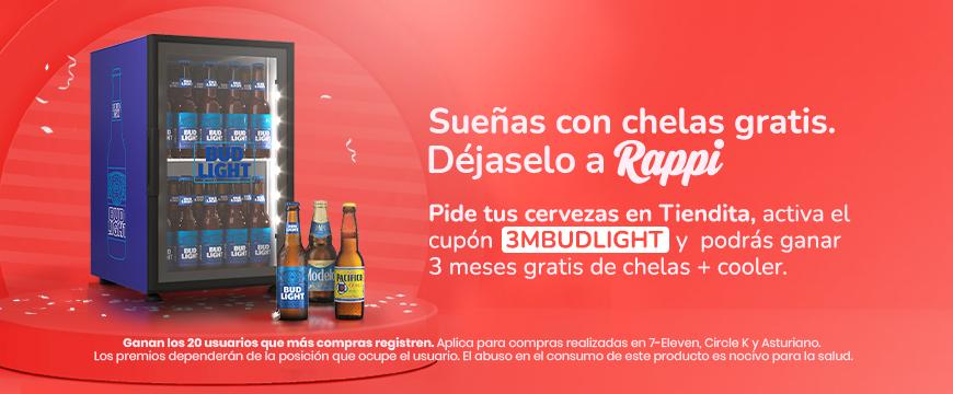 MX CPGS TIENDITA CONCURSO CHELAS BUDLIGHT 03032021