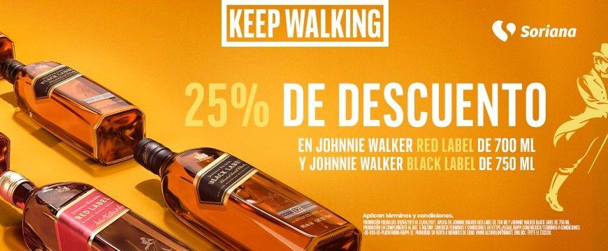 [REVENUE] JOHNNIE WALKER
