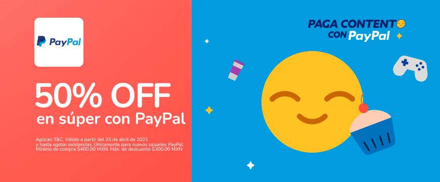 [Partnerships] MX CPGS PAYPAL PAGADO BANNER 23042021