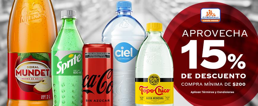 [REVENUE]-B10-The Coca-Cola Company-chedraui