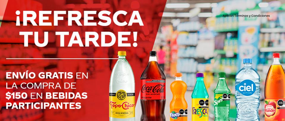 [REVENUE]-B3-chedraui-CocaCola