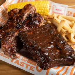 Double Glazed y Riblets