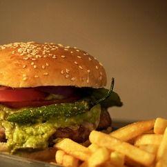 Fanburger a la Mexicana