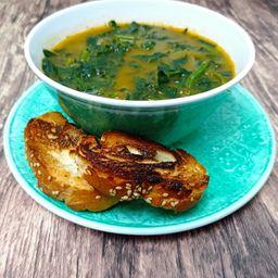 Sopa Vegana Del Día