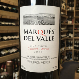 Marques del Valle. 750 ml