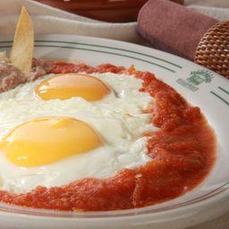 Huevos a la Mexicana O Rancheros
