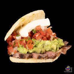 Arepa Mexicana