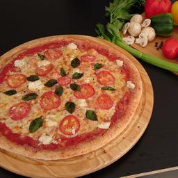 Pizza Grande Margarita 10 Rebanadas