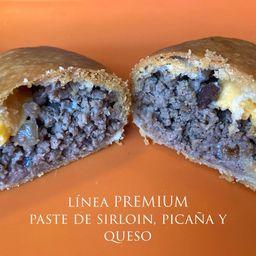 Paste de Sirloin Picaña y Queso