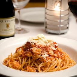 Spaghetti alla Ruota