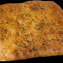 Pan Focaccia 1200 gr