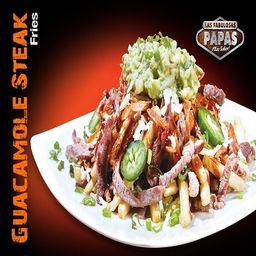 Guacamole Steak Fries