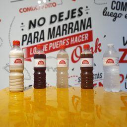 Agua Limón Chia  500 ml