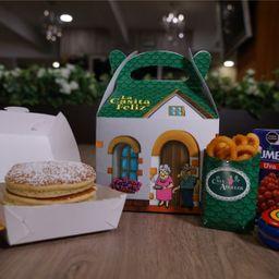 Casita Feliz Hot Cakes + Juguete Sorpresa