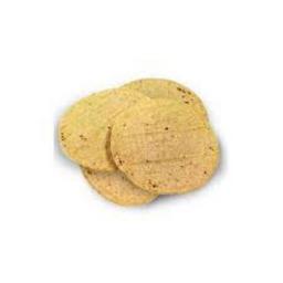 Tortillas de Nixtamal Blanco