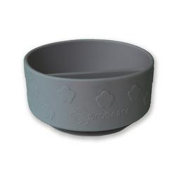 Grabease Bowl de Silicon Color Gris