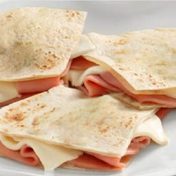 Sincronizada de tortilla de Harina