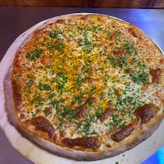 Pizza Aglio E Prezzemolo
