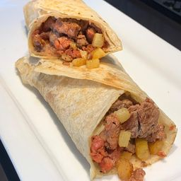 Burrito Regiomontano