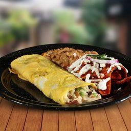 Omelette California