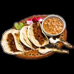 Orden Tacos Pastor