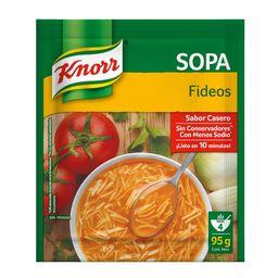 Knorr Sopa Preparada Fideos