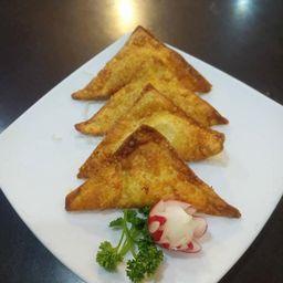 Empanadas de jaiba (4 pz)