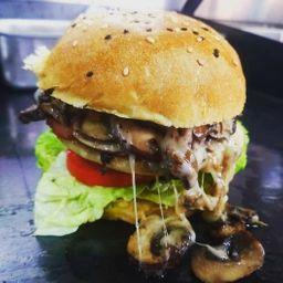 Mushroom Burguer