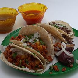Tacos de Pastor