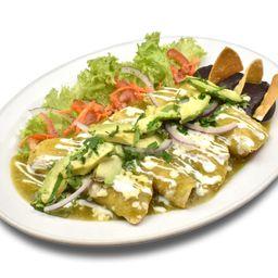 Enchiladas Huicholas