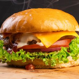 Combo Cheesburger