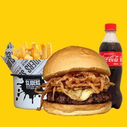 Combo Burger Max