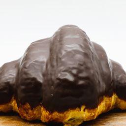 Croissant Cubierto de Chocolate