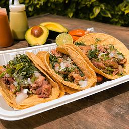 Orden de Tacos de Costilla