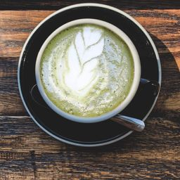 Latte - Capuccino Matcha
