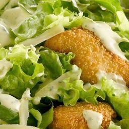 Ensalada pollo crocante