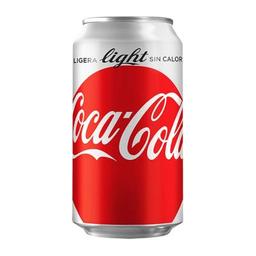 Coca-Cola Light lata 355 ml.