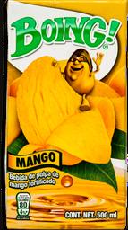 Jugo Sabor A Mango - Boing - Tetra Pak 500 mL