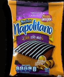 Pastelito Napolitano Sabor Naranja 70 G En Oxxo Shop Noche Ciudad De Mexico