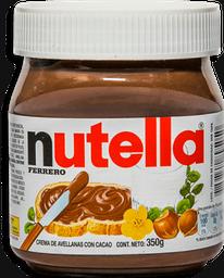 Crema de Avellanas Nutella Original 350 g
