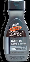 Loción Palmer's Men Cuerpo y Rostro Fragancia Fresca 250 mL