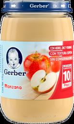 Papilla Gerber Etapa 3 Manzana 170 g