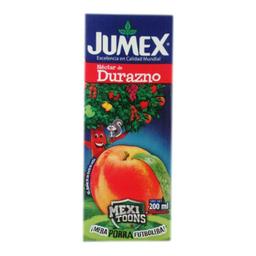 Néctar Jumex de Durazno