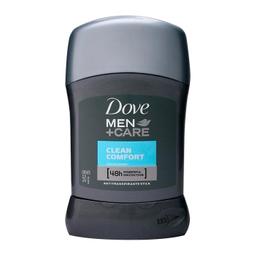 Desodorante Dove Men+ Care Clean Comfort en Barra 50 g