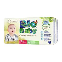 Pañal Bio Baby Talla 3 38 U